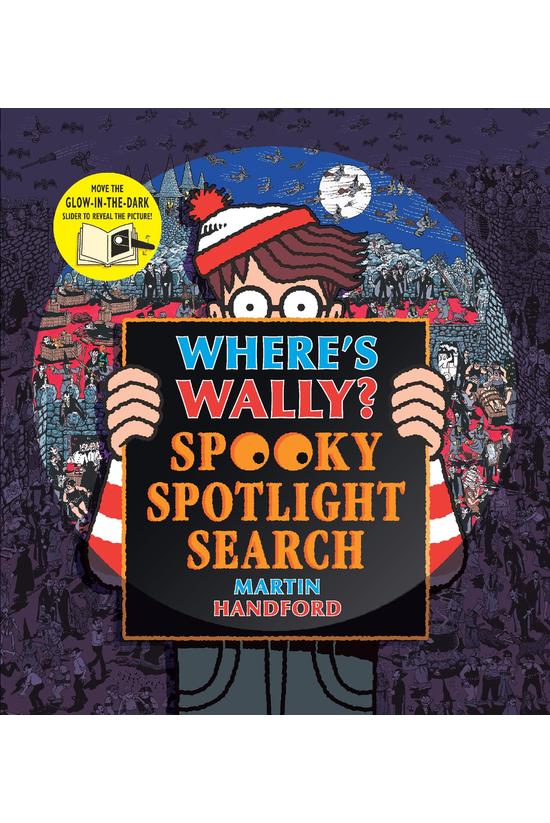 Where's Wally? Spooky Spotligh...