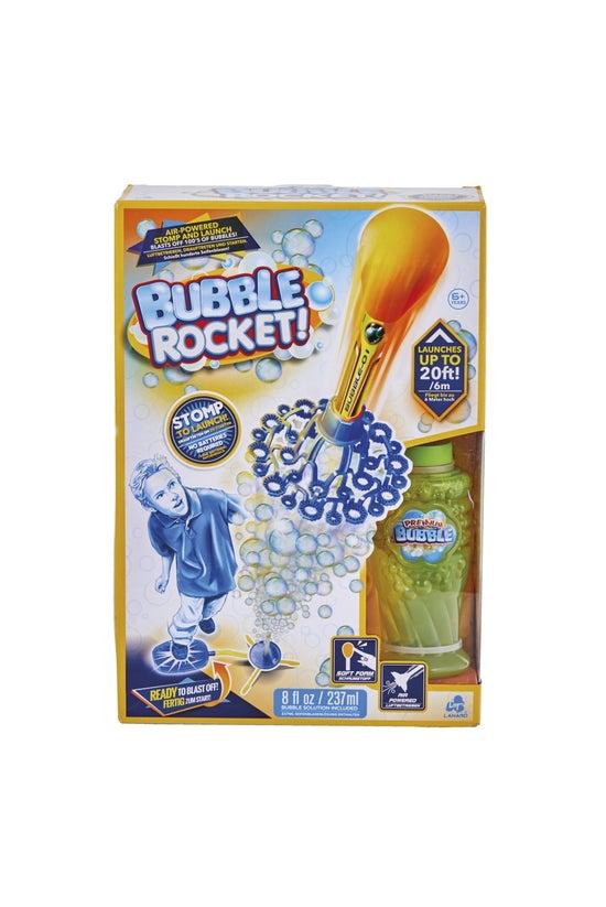 Bubble Rocket With Bubble Solu...