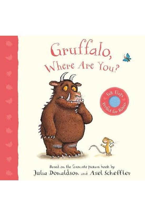 Gruffalo, Where Are You?