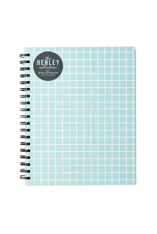 Whsmith Henley B5 Notebook Spi...