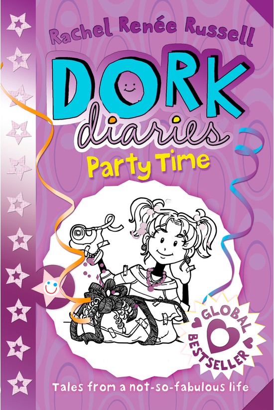 Dork Diaries #02: Party Time