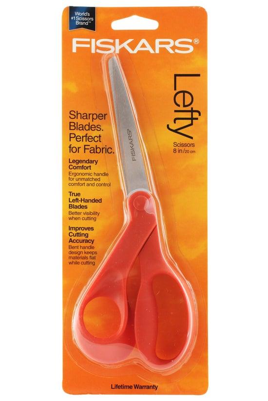 Fiskars Scissors Left Handed 8...