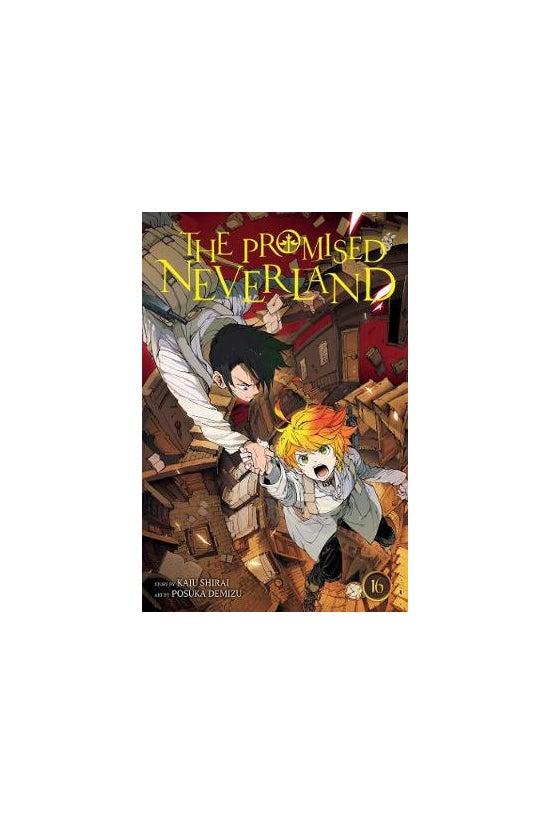Promised Neverland #16