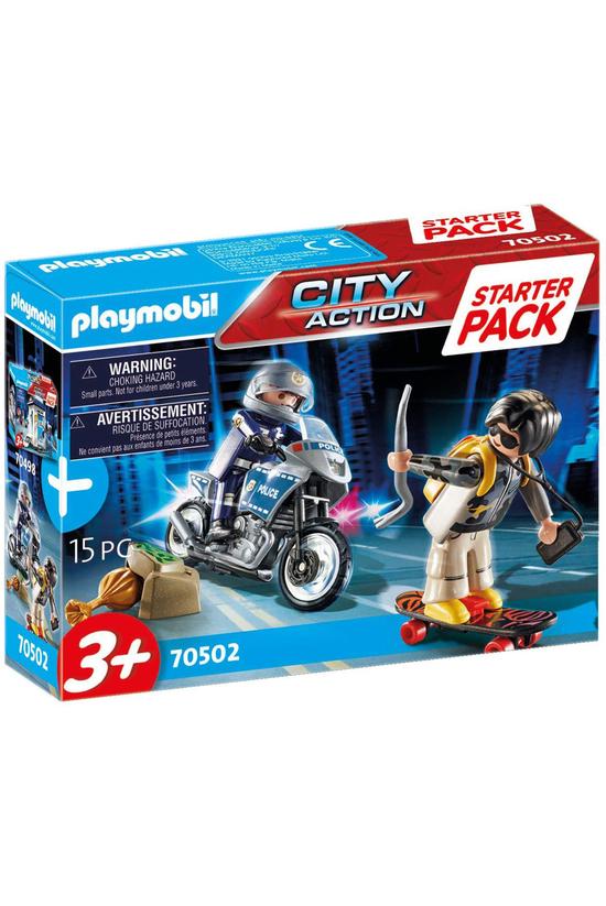 Playmobil Starter Pack Police ...