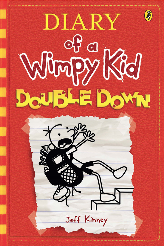 Diary Of A Wimpy Kid #11: Doub...