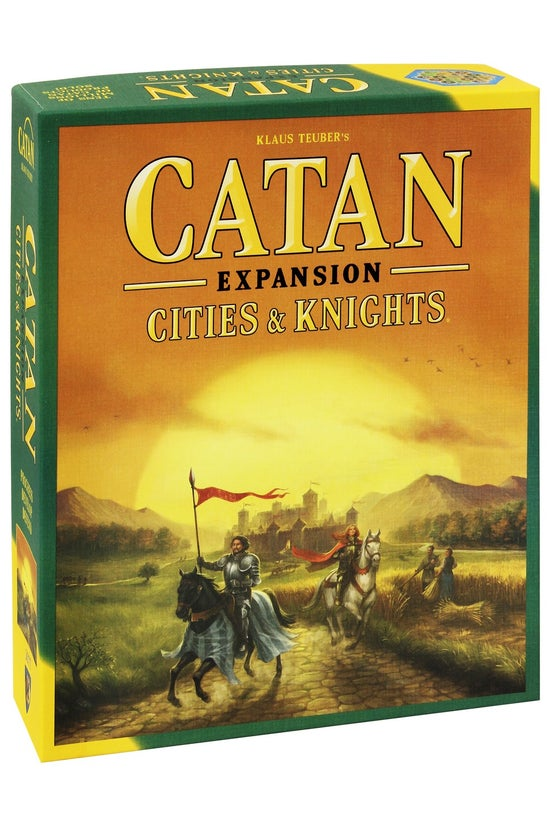 Catan: Cities And Knights Expa...