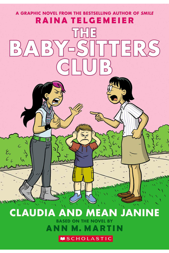 The Baby-sitters Club #4: Clau...