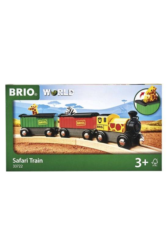 Brio World: Safari Train