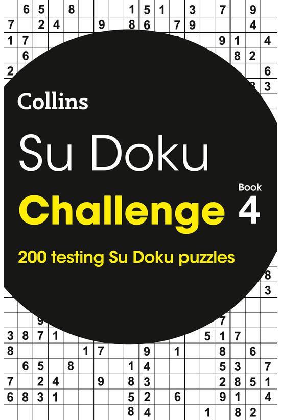 Su Doku Challenge Book 4