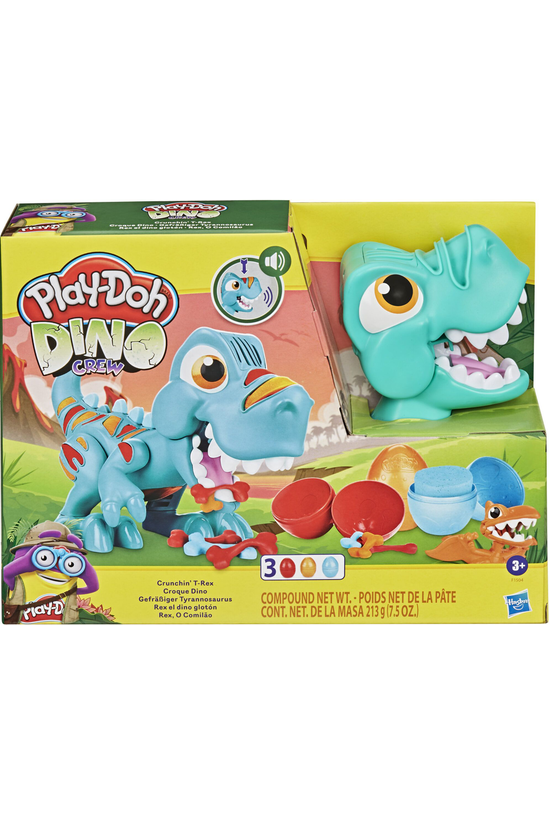 Play-doh Dino Crew: Crunchin T...