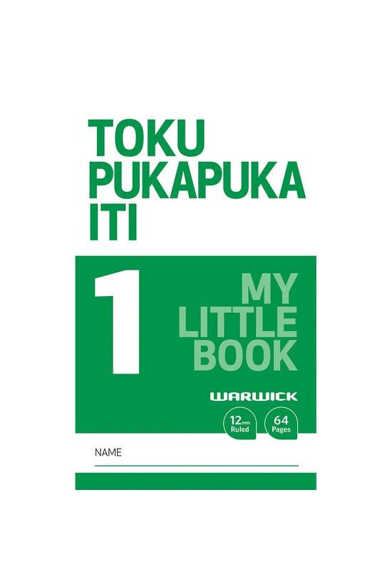 Warwick My Little Book 12mm Ru...