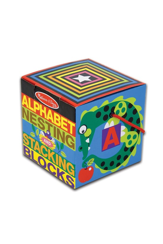 Melissa & Doug Alphabet Ne...