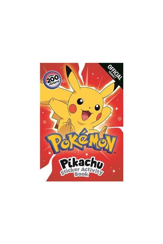 Pokemon: Pikachu Sticker Activ...