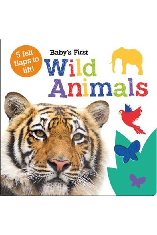 Baby's First Wild Animals