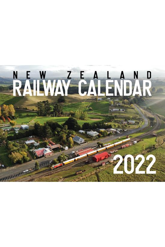 2022 Wall Calendar New Zealand...