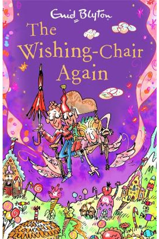 The Wishing-chair #02: The Wis...