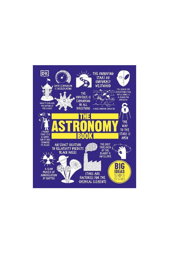 Dk: The Astronomy Book