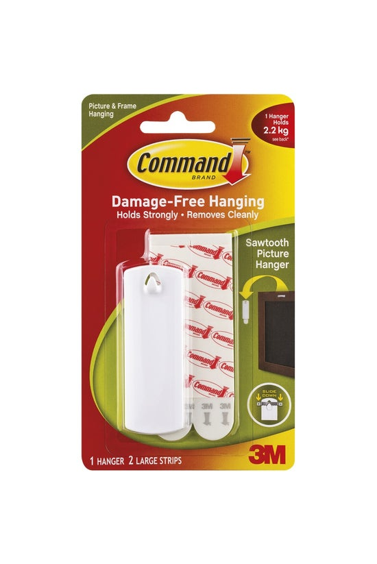 3m Command Adhesive Sawtooth P...