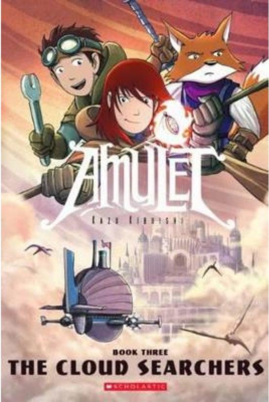 Amulet #03: Cloud Searchers