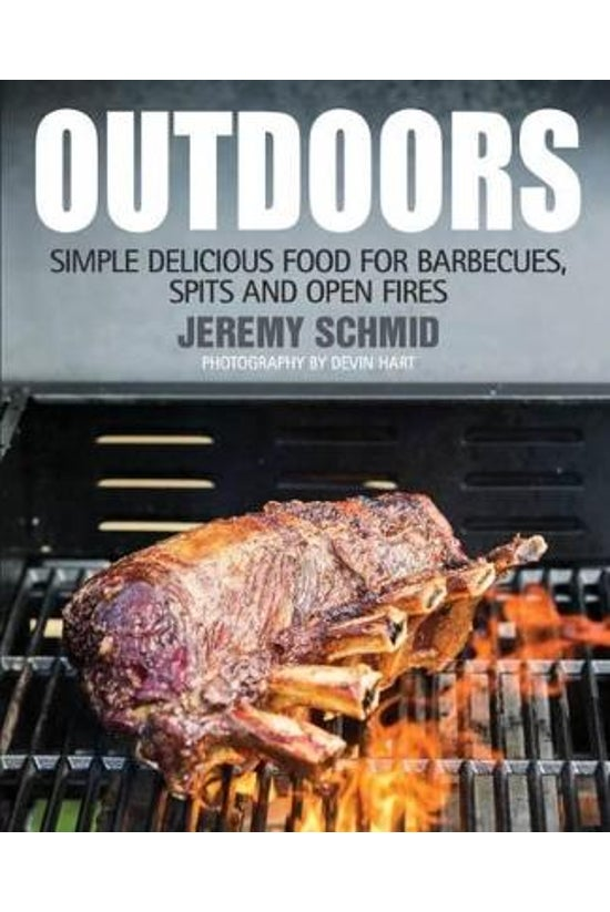 Outdoors Simple Delicious Food...