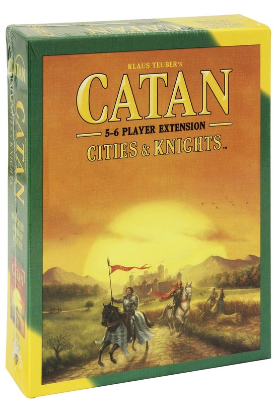 Catan: Cities And Knights 5-6 ...