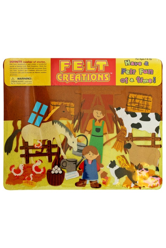 Felt Creations Barnyard