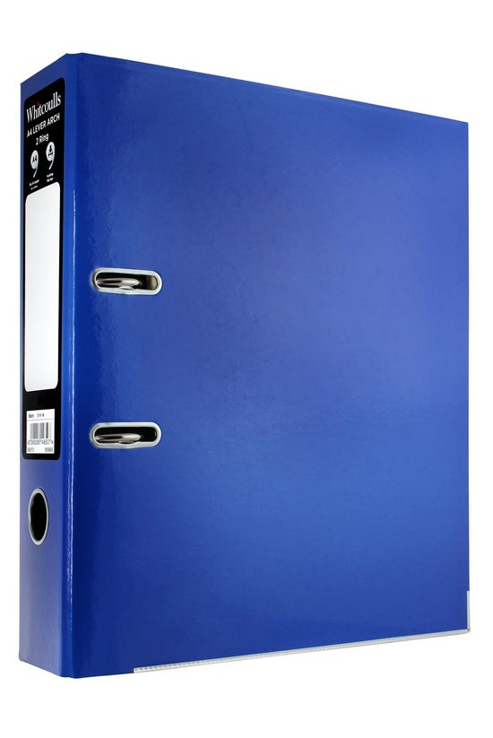 Whitcoulls Lever Arch File A4 ...