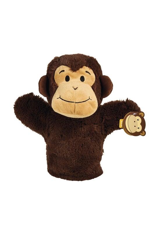 Hand Puppet Mikey Monkey