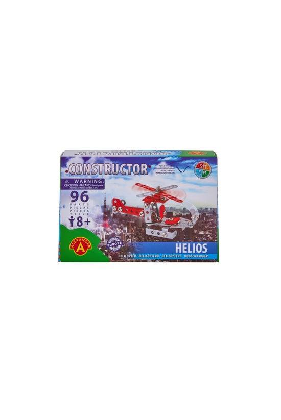 Constructor Helios Helicopter ...