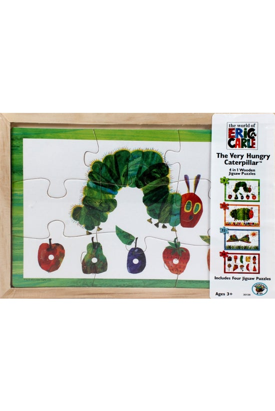 Very Hungry Caterpillar 4 In 1...