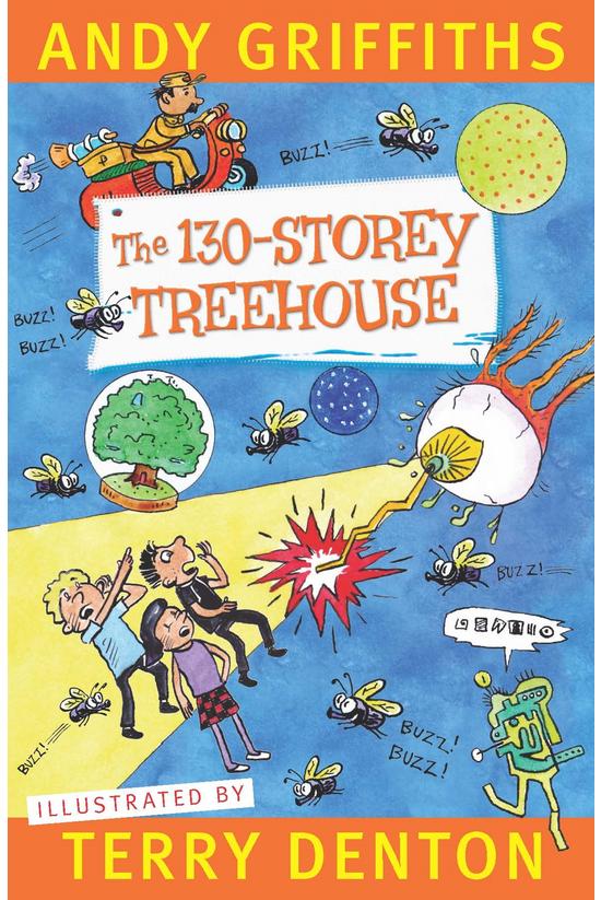 Treehouse #10: The 130-storey ...