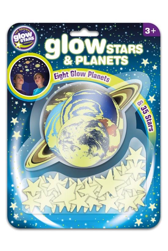 Glow Stars & Planets Set