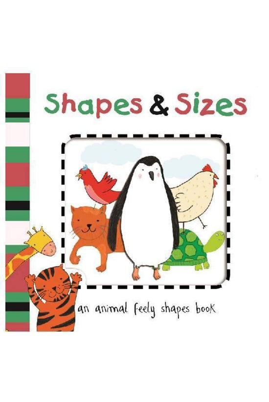 Shapes & Sizes: Cut Out Bo...