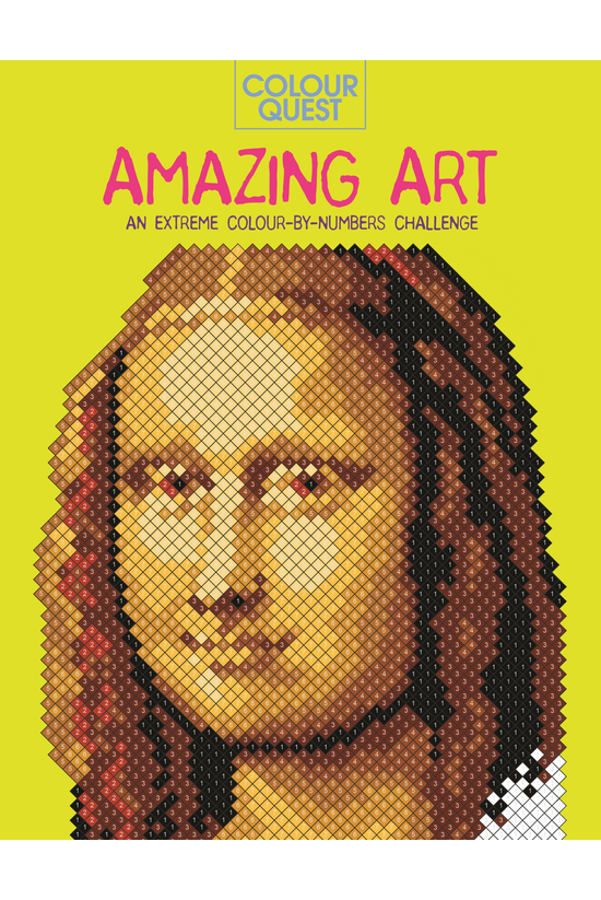 Colour Quest: Amazing Art