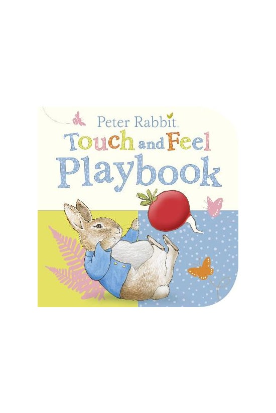 Peter Rabbit: Touch & Feel...