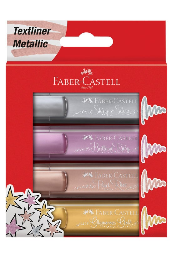 Faber Castell Metallic Highlig...