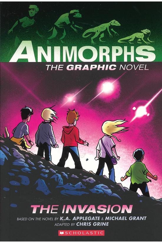 Animorphs Graphic Novel #01: T...