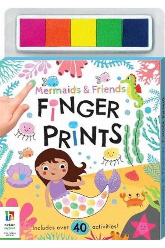 Mermaids & Friends Finger ...
