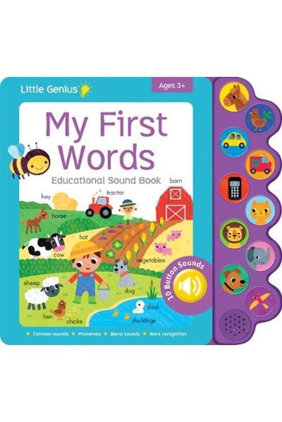 Little Genius: My First Words ...