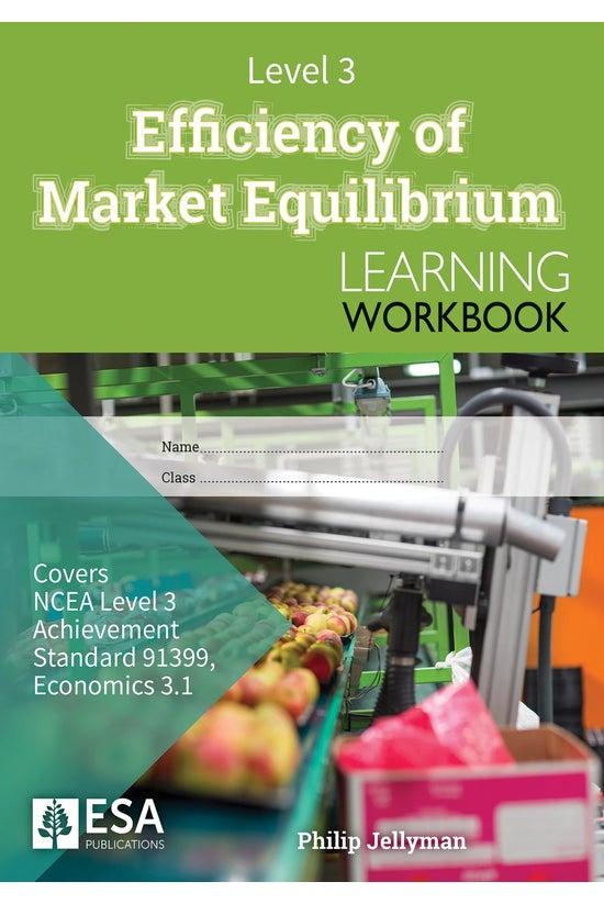 Level 3 Efficiency Of Market E...