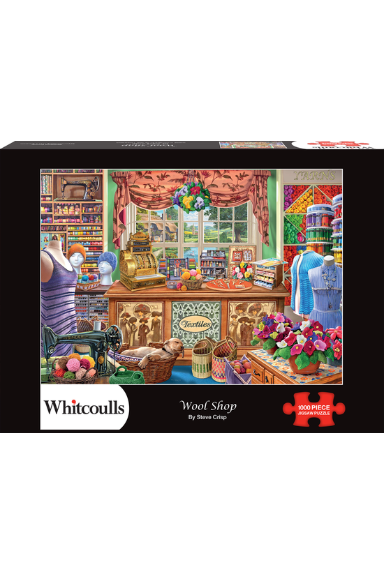 Whitcoulls 1000 Piece Jigsaw W...