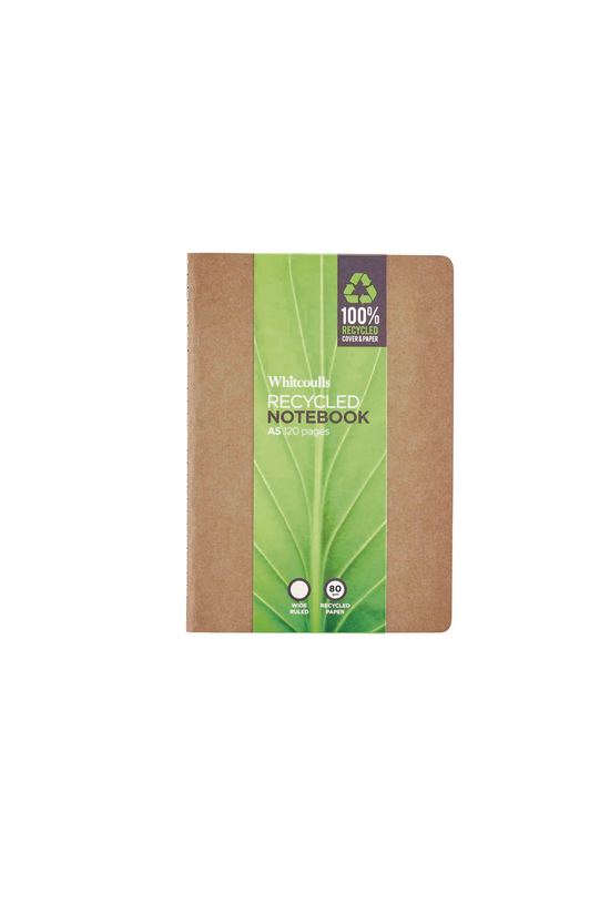 Whitcoulls A5 Kraft Soft Cover...