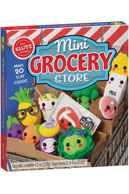 Klutz Make Your Own Mini Groce...