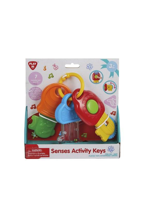 Playgo Senses Activity Keys