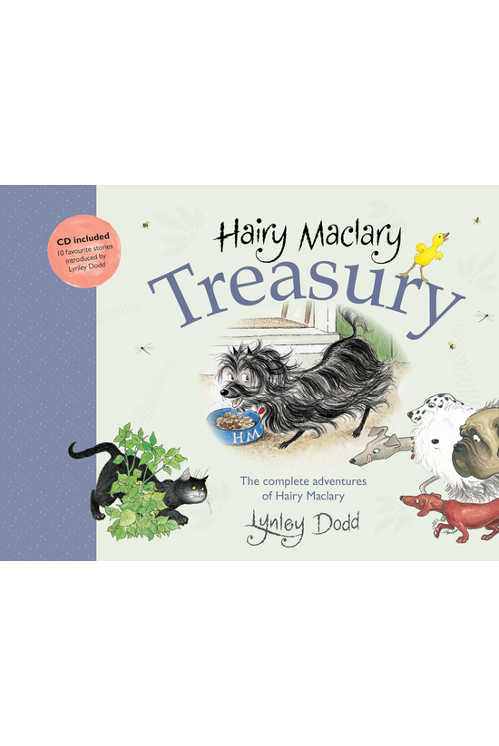 Hairy Maclary: Treasury