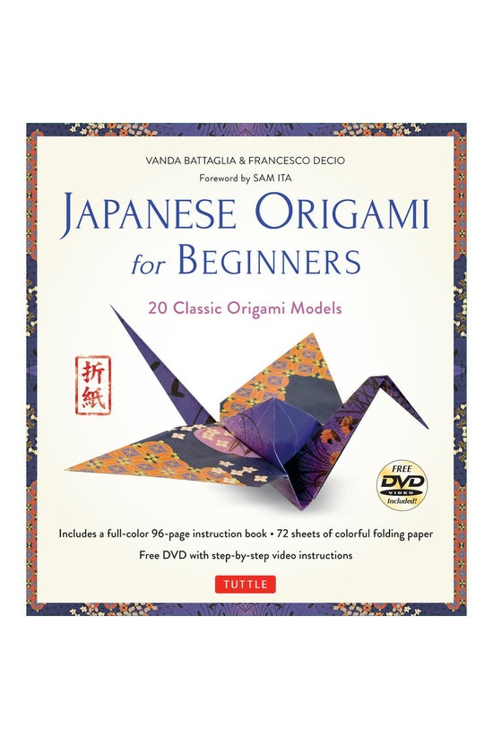 Tuttle Japanese Origami For Be...
