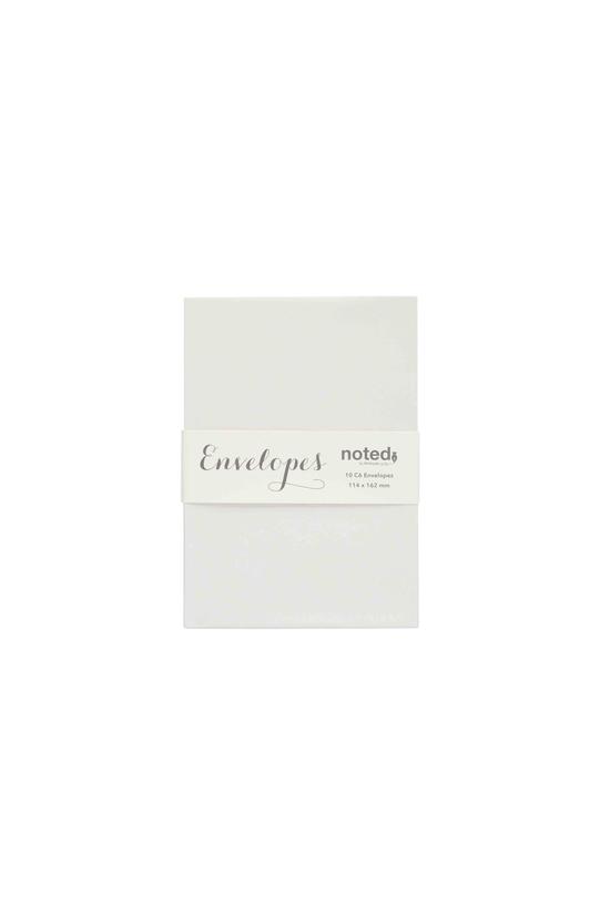 Noted Envelopes C6 Ivory Pack ...