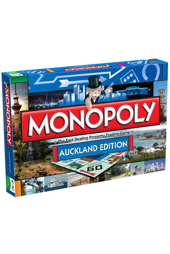 Monopoly Auckland Edition