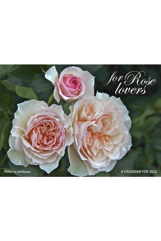 2022 Wall Calendar For Rose Lo...