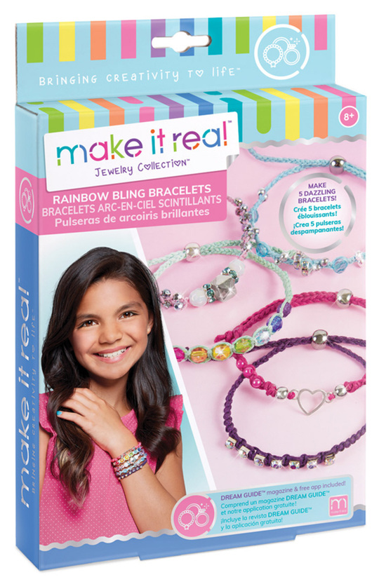 Make It Real: Rainbow Bling Br...